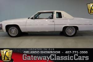 1977 Cadillac DeVille -- Photo