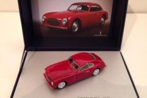 Cisitalia 202 1947 La Mini Miniera mmpf007 Limited Edition New 1:43 Scale