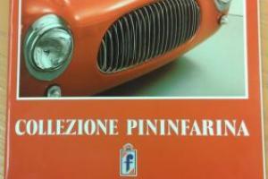 Collezione Pininfarina Giorgio Nada 1989 Alfa Cisitalia Fiat Lancia Abarth