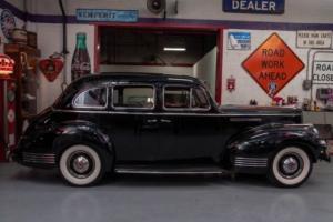 1941 Packard Series 110 Touring Sedan 110 Touring Sedan