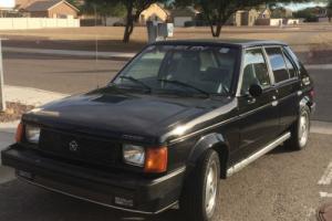 1986 Dodge Other GLHS