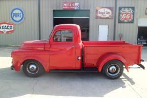 1952 Dodge Other Pickups -- Photo