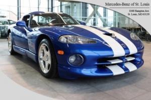 1997 Dodge Viper GTS Photo