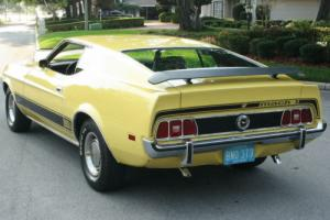 1973 Ford Mustang MACH 1 SPORTSROOF - A/C - 45K MI