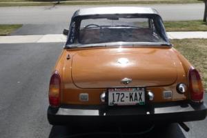 1976 MG Midget Photo