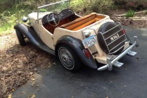 1970 Replica/Kit Makes vw kit car
