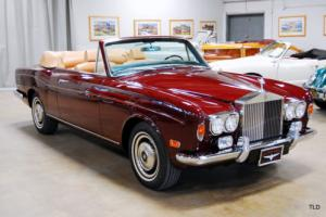 1972 Rolls-Royce Corniche I Photo