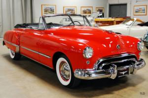 1948 Oldsmobile Ninety-Eight Futuramic