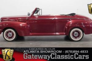 1947 Mercury 2 Dr Sedan Cabriolet Photo