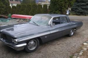 1962 Pontiac Parisienne for Sale