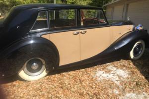 1952 Rolls-Royce Hooper