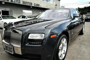 2012 Rolls-Royce Ghost 4dr Sedan