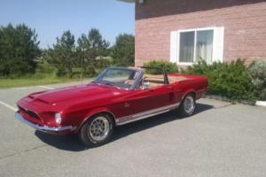 1968 Ford Mustang GT500KR Photo