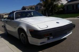 1981 Other Makes TR7 Photo