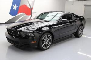 2014 Ford Mustang 5.0 GT PREMIUM 6-SPD LEATHER 19'S