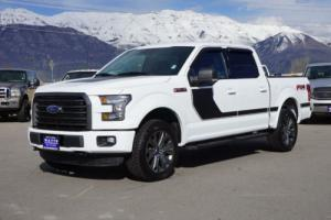 2016 Ford F-150 XLT FX4 Photo