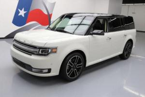 2014 Ford Flex LTD ECOBOOST AWD SUNROOF REAR CAM