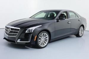 2014 Cadillac CTS 3.6 LUXURY AWD PANO ROOF NAV