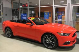 2015 Ford Mustang Convertible Premium EcoBoost Navigation / Shaker Pro