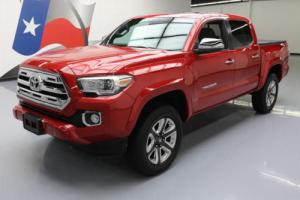 2016 Toyota Tacoma LIMITED DBL CAB 4X4 SUNROOF NAV