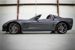 2012 Chevrolet Corvette GRAND SPORT 2LT
