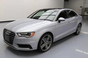 2015 Audi A3 1.8T PREM PLUS SEDAN TURBO SUNROOF NAV
