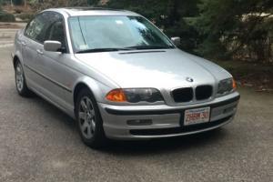 2001 BMW 3-Series Premium Package