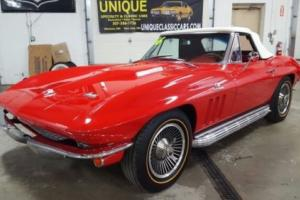 1966 Chevrolet Corvette Convertible 427