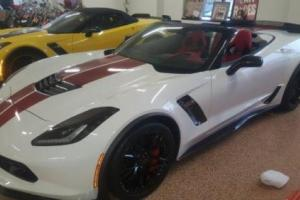 2016 Chevrolet Corvette Z07 Ultimate Performance Package