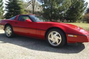1988 Chevrolet Corvette Sports Car