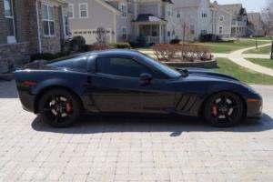 2012 Chevrolet Corvette Callqway Photo