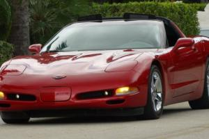 1998 Chevrolet Corvette C5 CORVETTE REMOVABLE TOP