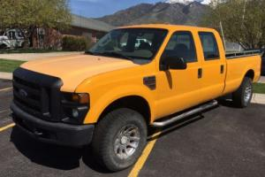 2008 Ford F-250 CONTRACTOR PACKAGE