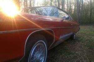 1973 Chevrolet Impala Impala custom coupe