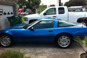 1992 Chevrolet Corvette coupe Photo