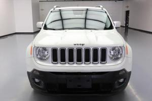 2016 Jeep Renegade LIMITED SUNROOF HTD LEATHER NAV