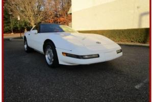 1992 Chevrolet Corvette Targa Glass Top