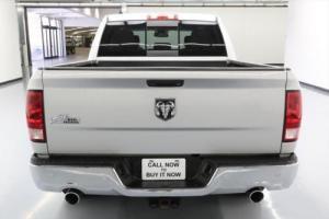 2015 Dodge Ram 1500 BIG HORN CREW HEMI LEATHER NAV