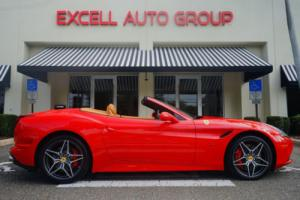 2015 Ferrari California 2dr Convertible