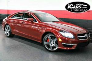 2012 Mercedes-Benz CLS-Class Performance Pkg 4dr Sedan