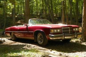 1975 Pontiac Other Grandville Brougham