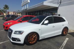 2014 Audi SQ5 Supercharged