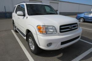2003 Toyota Sequoia 4dr Limited 4WD
