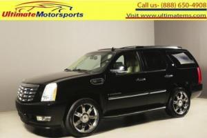 2009 Cadillac Escalade 2009 HYBRID NAV DVD SUNROOF LEATHER BLIND