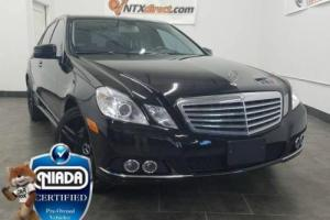 2011 Mercedes-Benz E-Class E350 Sport 4dr Sedan