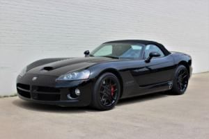 2004 Dodge Viper SRT-10 2dr Roadster Convertible Manual 6-Speed
