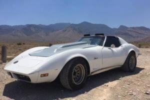 1973 Chevrolet Corvette