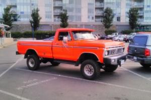 1977 Ford F-250 Photo