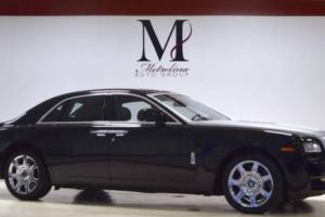 2011 Rolls-Royce Ghost Base 4dr Sedan