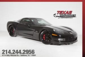 2008 Chevrolet Corvette Z06 Cammed With Many Upgrades